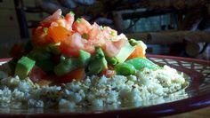 SCD Cauliflower Rice Pilaf