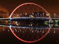 The Squinty Bridge, Glasgow