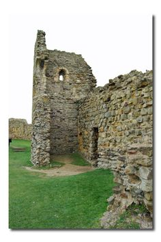Hastings Castle - East Sussex England