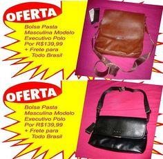 *** Bolsa Masculina De Couro Tipo Executiva Polo Tamanho Grande... - http://anunciosembrasilia.com.br/classificados-em-brasilia/2014/11/03/bolsa-masculina-de-couro-tipo-executiva-polo-tamanho-grande-3/