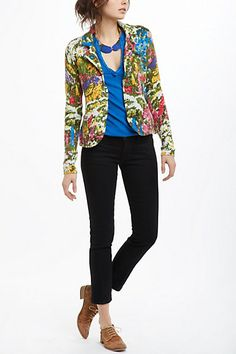 Ajuda Field Sweater Blazer - Anthropologie.com