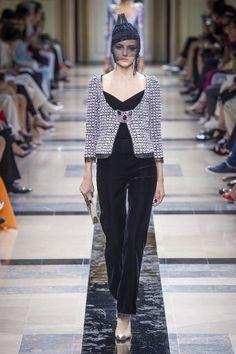 Giorgio Armani   Haute Couture - Autumn 2017   Look 4