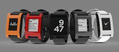 The Pebble watch is coming