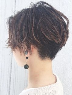 60 New Best Short Layered Hairstyles Short Layered Haircuts For Thin Hair Asian Short Hair, Short Thin Hair, Very Short Hair, Short Hair With Layers, Braids For Long Hair, Choppy Layers, Short Layered Haircuts, Thin Hair Haircuts, Girl Haircuts