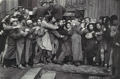 Henri Cartier-Bresson (French, 1908–2004) Gelatin silver print