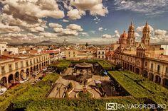 Sahuayo Michoacán.