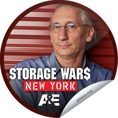 Steffie Doll's Storage Wars: New York: East River Gold Sticker | GetGlue