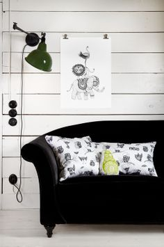 New interior collection from swedish Mini Empire