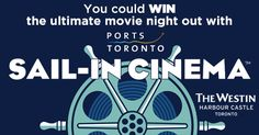 You could WIN the ultimate movie night out! Giveaways, Night Out, Sailing, Cinema, Movies, Candle, Films, Movie, Film