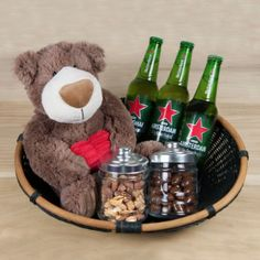 Romantic Gifts For Boyfriend, Boyfriend Gifts, Valentines Day Gifts For Him, Gifts For Dad, Boyfriend Anniversary Gifts, Candy Bouquet, Ideas Para Fiestas, Saint Valentine, Fathers Day
