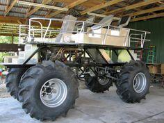 Old Swamp Buggy   Custom Swamp Buggies For Sale