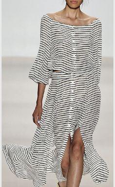Black And White Button Up Marinière Maxi Dress   Trends Of Fall Apparel  Dress Marinière Maxi Dresses Maxi Dress Black and White Maxi Dress Button  Up Maxi ... 56260afa38
