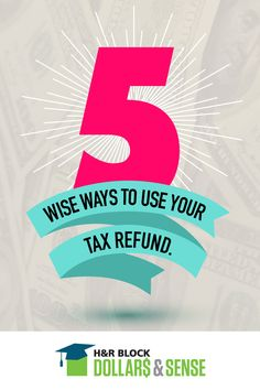 Tax refunds mean a little extra money, and no one can complain about that. Teach your teen to spend it wisely with these 5 tips.