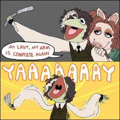 HAHAHAHAHA!!!! OH MY GOD!!!
