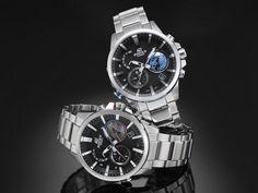 9ebbac6bf70 Nouvelles montres connectées Casio Edifice EQB-600D