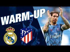 CALENTAMIENTO DERBI   Real Madrid vs Atlético de Madrid Real Madrid Club, Baseball Cards, Youtube, Warming Up, Athlete, Youtubers, Youtube Movies
