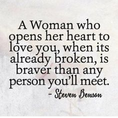Yup2, u need to be brave after the past heartbrokens. Braveheart!! But still sucks at seducing or flirting. Oh well, be myself.Tats me!!