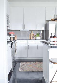 Fresh Condo Kitchen Design