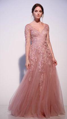 Long Formal Gowns, Formal Dresses, Formal Prom, Formal Gowns With Sleeves, Evening Gowns With Sleeves, Long Prom Gowns, Dresses Dresses, Nice Dresses, Vestidos Deb