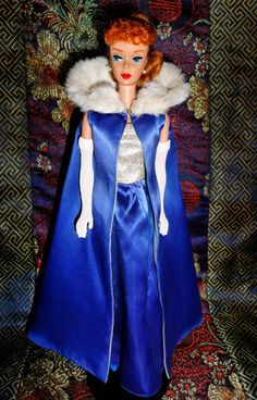 Runway 2: 1960-61 - Barbie, Fashion Icon of the 60's