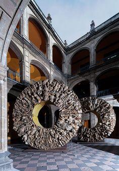 La figura humana es el eslabón de la obra de Javier Marín. | Galería de fotos 2 de 11 | AD MX