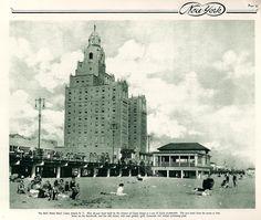 The Half Moon Hotel, Coney Island, Brooklyn, New York