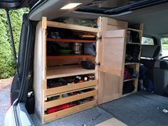 Sleeping platform and a little more! - Honda Element Owners Club Forum
