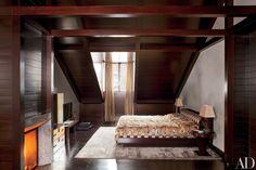 Giorgio Armani's Swiss Mountain Retreat - Cozy Places, Cozy Interior Design Concepts and Decor Ideas