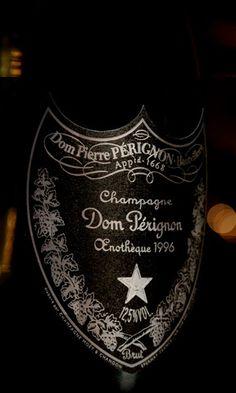 Dom Pérignon - DOM PÉRIGNON OENOTHÈQUE 1996. as a former wine steward who became dependent pon i now via mon Dieu(s') grace shun.lol, true