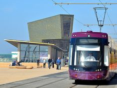 There's been a line in Blackpool for well over 100 years. Blackpool trams have seen the Fylde Coast change and grow and evolve into the place it is today. Blackpool Promenade, Blackpool Beach, Seaside Resort, Seaside Towns, Ways To Travel, Places To Travel, Manchester Piccadilly, Adelaide Street