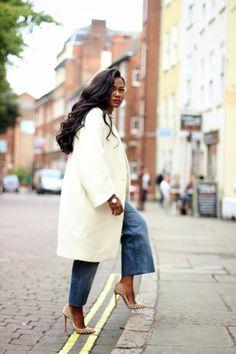 Best Capsule Wardrobe Part 9 Black Women Fashion, Look Fashion, Fashion Outfits, Womens Fashion, Fashion Trends, Fashion Tips, Fall Winter Outfits, Autumn Winter Fashion, Classy Outfits
