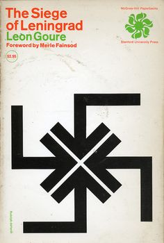 Rudolph de Harak / The Siege of Leningrad — #Book #Paperback #Cover