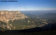 North part of Tzoumerka, Stroggoula peak.