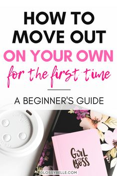 Are you interested in moving out on your own? There are so many factors to consider when moving out of your parent's house for the first time. It can be a very scary yet exciting and exhilarating time of your life. Here are some tips on what to expect and how to save money. independence | independent | adulting | move out for the first time | life lessons | moving out | adulting 101 | budgeting