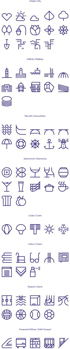 Icons from Behance