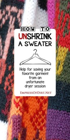 How To Unshrink Merino Wool Aspiring Seamstress Wool Merino