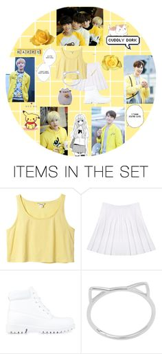 """""""You are my sunshine"""" by cmarnoldrr ❤ liked on Polyvore featuring art"""