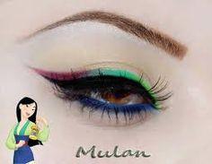 """Résultat de recherche d'images pour """"maquillage yeux princesse disney"""""""