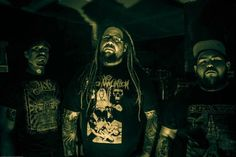NEWS: The death/sludge band, Primitive Man, have announced dates for their upcoming North American summer tour, featuring support from Hexis. You can check out the dates and details at http://digtb.us/primitiveman