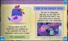 Sheep Are Here! animal-jam-pet-roosters  #AnimalJam #News http://www.animaljamworld.com/sheep-are-here/