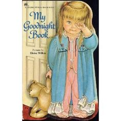 My mom used to read this to me, and she'd change the words to make them funny, getting us all hyped up before bedtime :)
