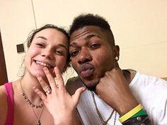 Single white girls dating blacks