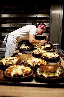 Tartine Bakery San Francisco.  where the magic happens <3