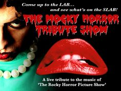 The Mocky Horror Tribute show is an outstanding 5 piece Rocky Horror tribute show to the cult blockbuster movie!  http://bigfootevents.co.uk/Hire/Rocky-Horror-Tribute-Mocky-Horror-Tribute-Show.aspx