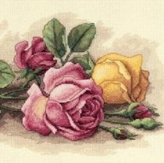Floral Beaded Cross Stitch Kits are some of the most beautiful Cross Stitch Kits available on the market today.    Cross stitch is an easy craft...