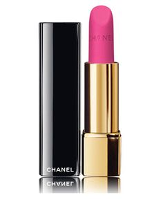 CHANEL ROUGE ALLURE VELVET (Matte Lip) for Spring 2014 Collection, Limited Edition via Chanel.com