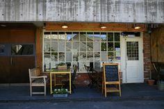 Brunch Cafe, Another Man, Buam-dong, Seoul