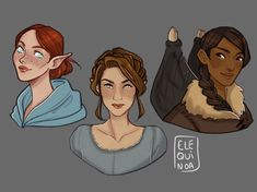 A Court Of Wings And Ruin, A Court Of Mist And Fury, Fanart, Saga, Feyre And Rhysand, Daughter Of Smoke And Bone, Empire Of Storms, Sarah J Maas Books, Treasure Planet