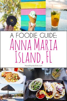 Where to find the best fish tacos, ice cream, and key lime pie on the island
