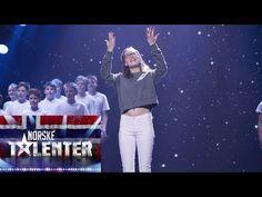 Vilde Winge - La meg være ung (tegnspråk) - Norske talenter 2017 - YouTube Concert, Youtube, Recital, Concerts, Festivals, Youtube Movies
